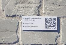 Scan de QR code met uw QR reader en open de website.